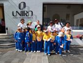Cerca de 15,000 niños beneficiados por el programa Fairchild Challenge coordinado por el INECOL