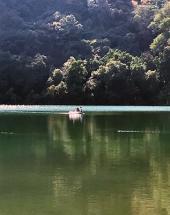 Los lagos volcánicos y el cambio climático